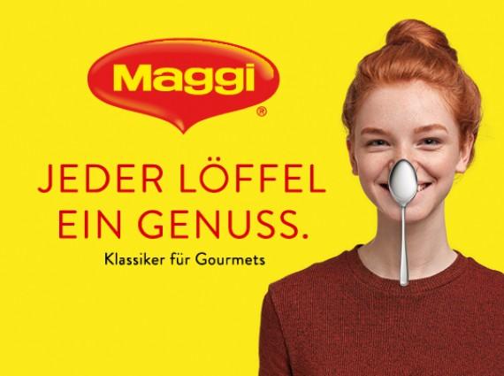 Maggi Banner