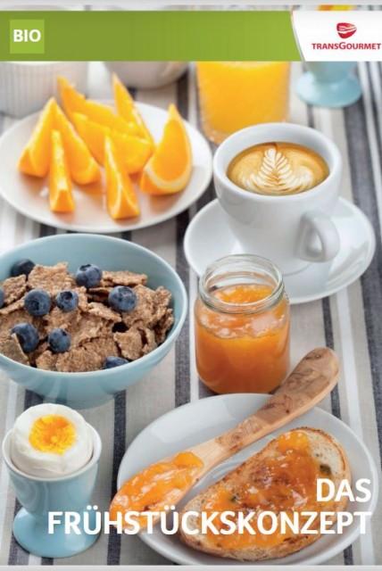 Bio Frühstückskonzept
