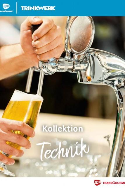Trinkwerk Schanktechnikfolder