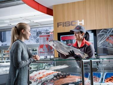 Kundenbetreuung Frische bei Transgourmet