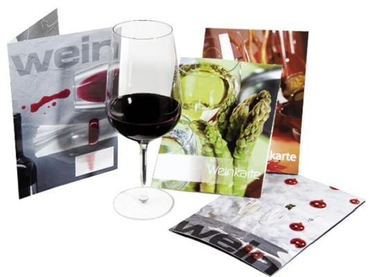 Weinkartenservice